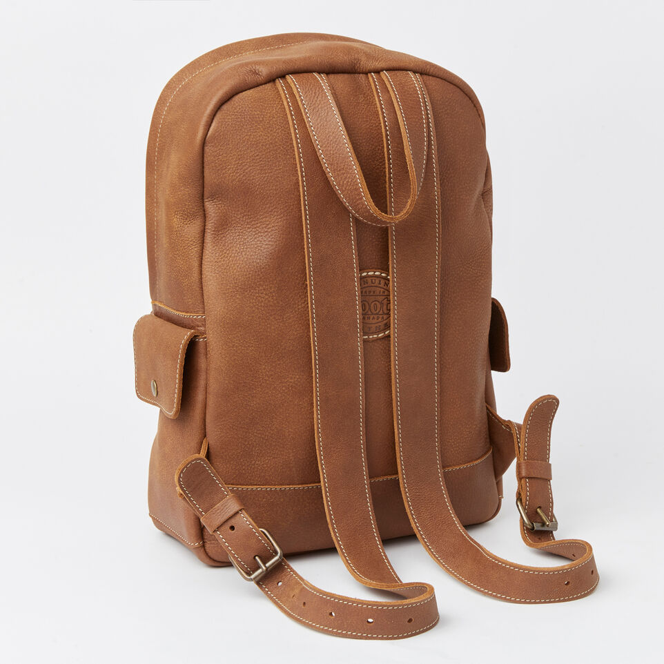 Roots-undefined-Blue Jays Backpack Tribe-undefined-C