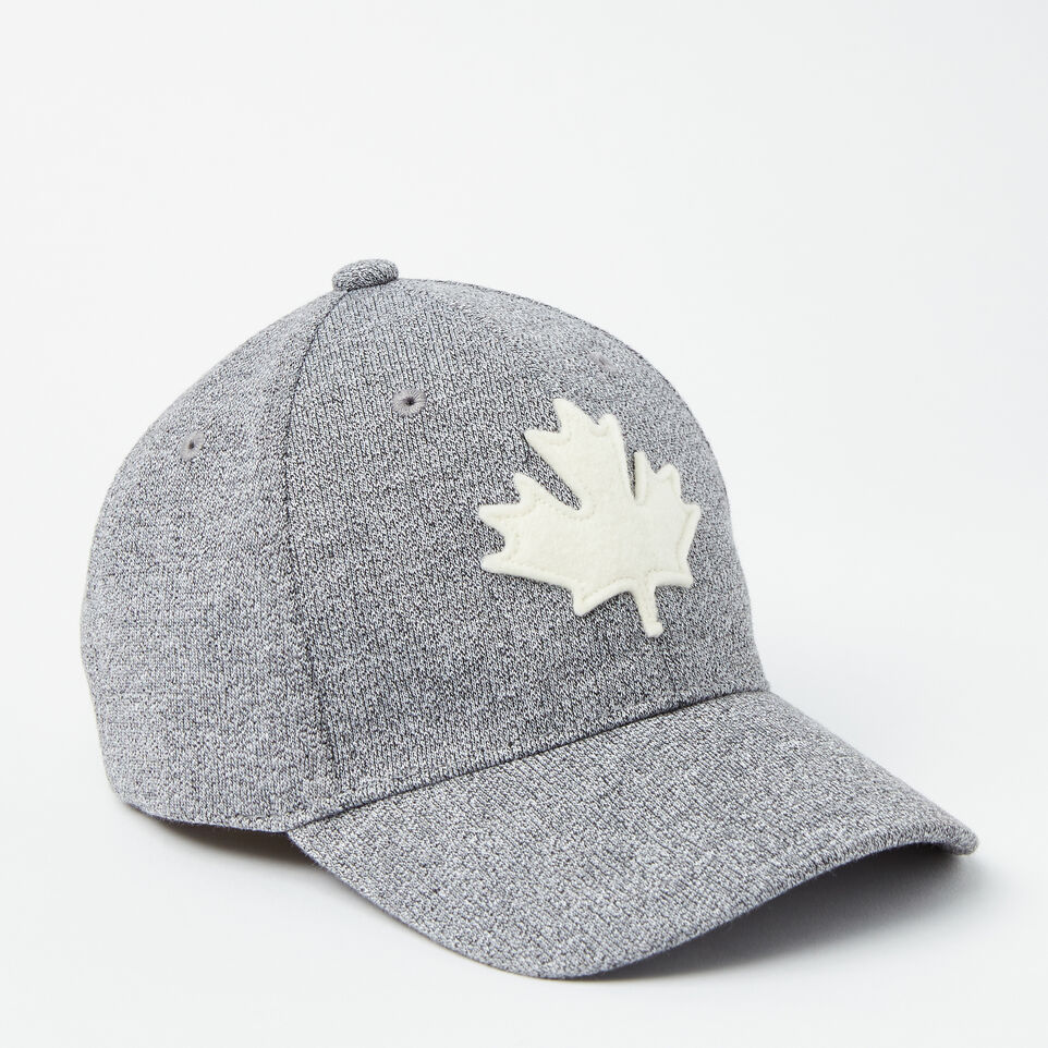 Roots-undefined-Toddler Canada Leaf Baseball Cap-undefined-A
