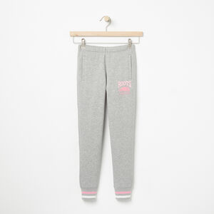 Roots-Kids Girls-Girls RBC Slim Sweatpant-Grey Mix-A