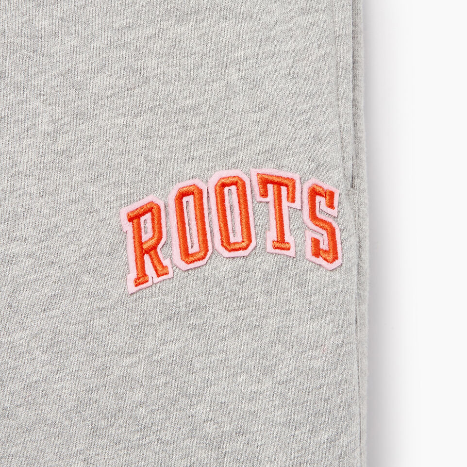 Roots-undefined-Girls Roots Varsity Sweatpant-undefined-D