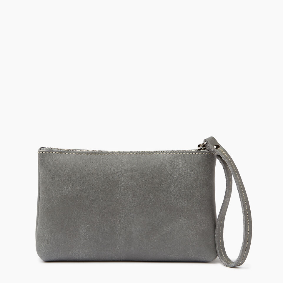 Roots-Leather Our Favourite New Arrivals-Wristlet Pouch-undefined-C