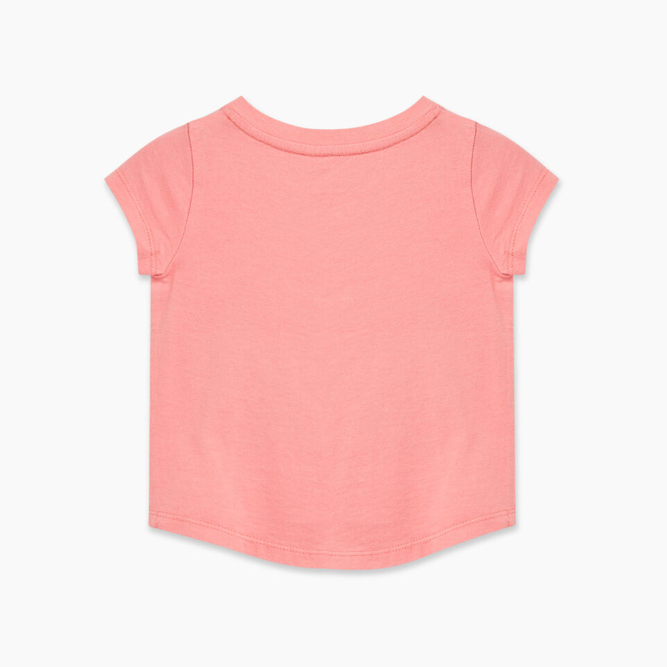 Roots-undefined-Baby Camp Cooper T-shirt-undefined-B