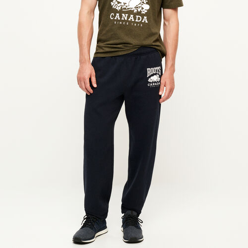 Roots-Men Original Sweatpants-Classic Relaxed Sweatpant-Navy Blazer Mix-A