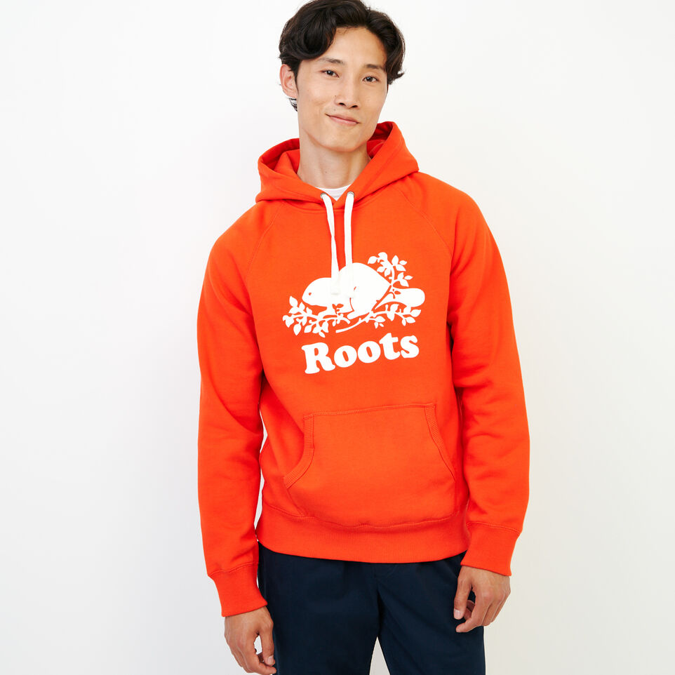 Roots-Men Our Favourite New Arrivals-Original Kanga Hoody-Spicy Orange-A