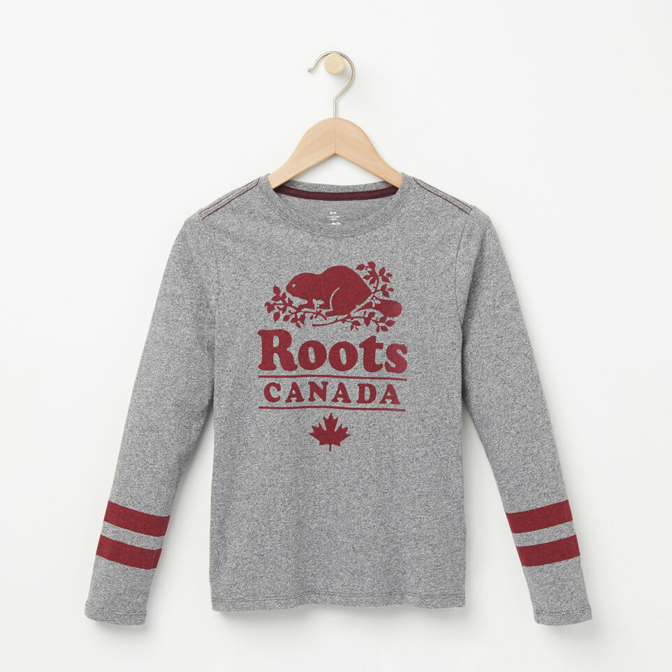 Roots-undefined-Filles Tshirt Fêtes Sport-undefined-A