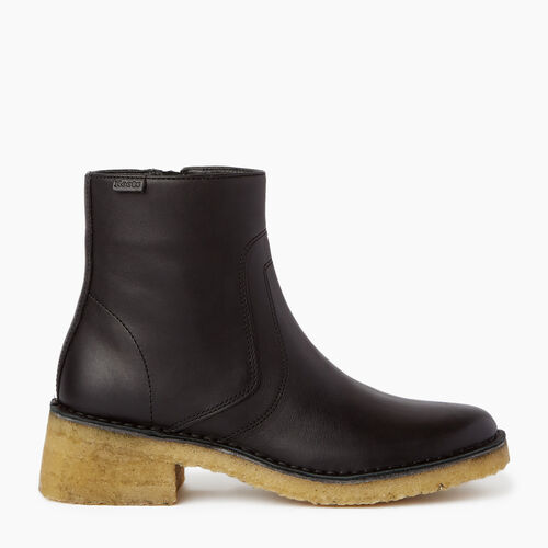 Roots-Winter Sale Footwear-Womens Kelowna Boot-Black-A