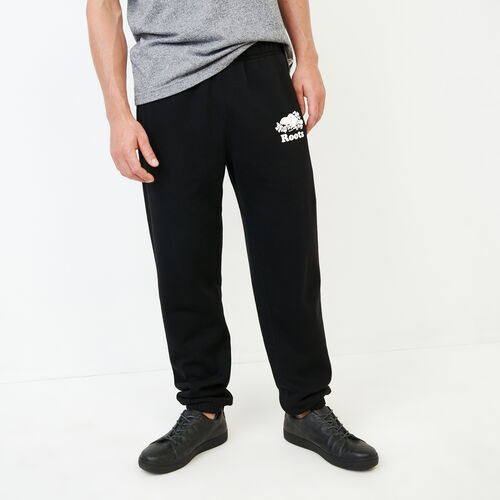 Roots-Men Our Favourite New Arrivals-Original Sweatpant - Tall-Black-A