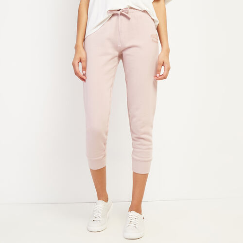 Roots-Women New Arrivals-Organic Sweatpant-Burnished Lilac-A