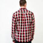 Roots-Men New Arrivals-All Seasons Shirt-Sundried Tomato-D