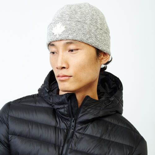 Roots-Men Our Favourite New Arrivals-Snowy Fox Leaf Toque-Snowy Fox-A