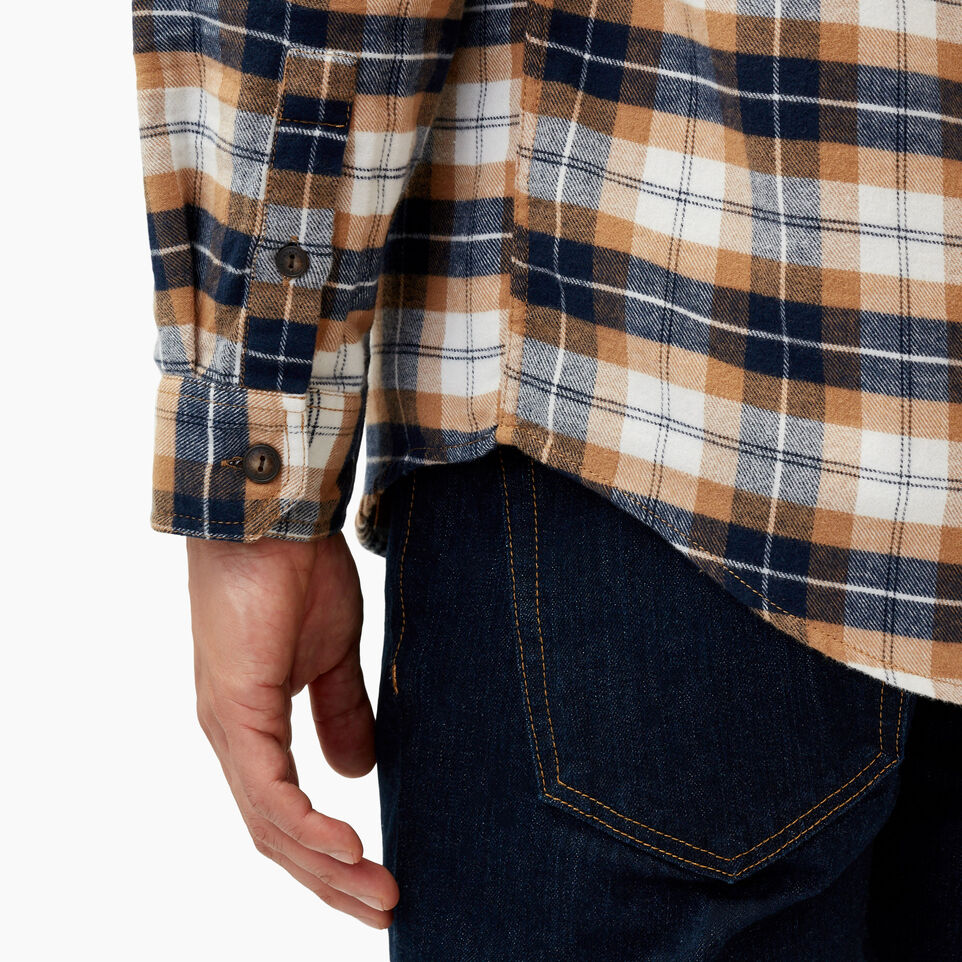 Roots-undefined-Maple Flannel Shirt-undefined-E