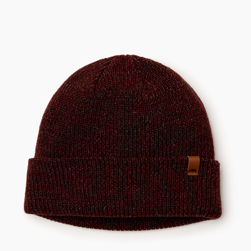 Roots-Women Categories-Hamilton Toque-Crimson Mix-A