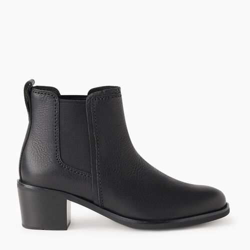 Roots-Footwear New Arrivals-Womens Palmerston Boot-Black-A