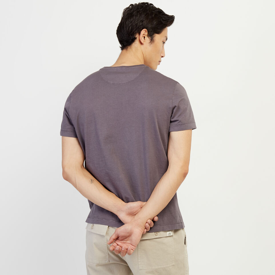 Roots-undefined-Essential Pocket T-shirt-undefined-D
