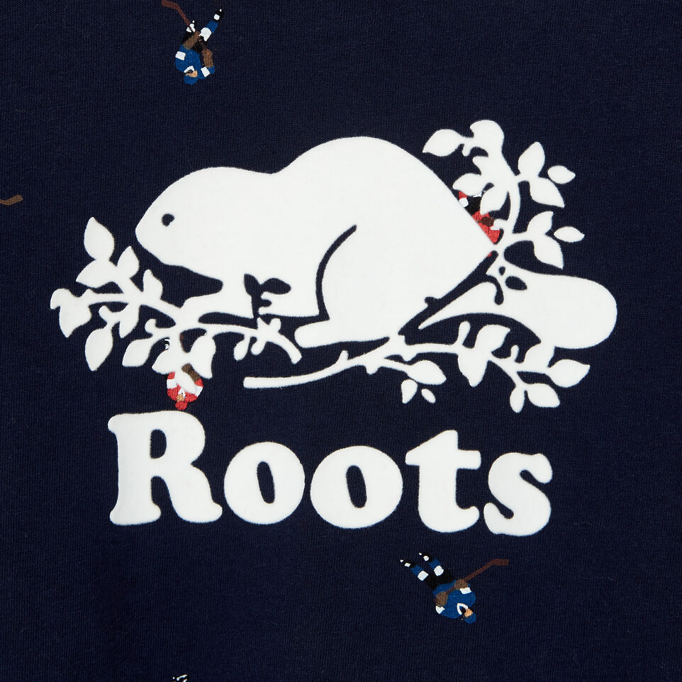 Roots-Kids Our Favourite New Arrivals-Toddler Hockey AOP T-shirt-Cascade Blue-C