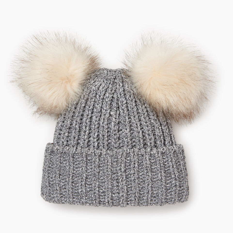 Roots-undefined-Toddler Girl Chenille Toque-undefined-B