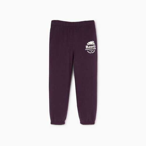 Roots-Clearance Kids-Toddler Laurel Sweatpant-Blackberry Mix-A
