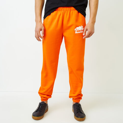Roots-Men Our Favourite New Arrivals-Original Sweatpant-Orangeade-A