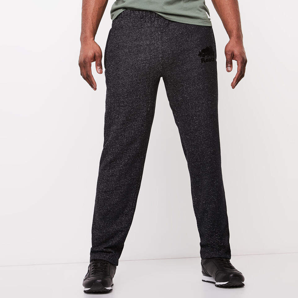Roots-Black Pepper Heritage Sweatpant