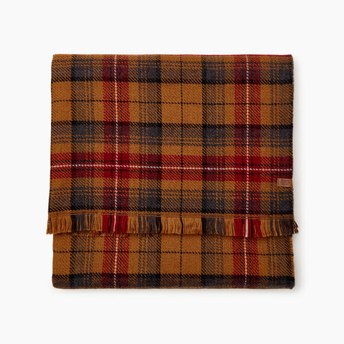 Roots-Women Our Favourite New Arrivals-Cumberland Scarf-Multi-A