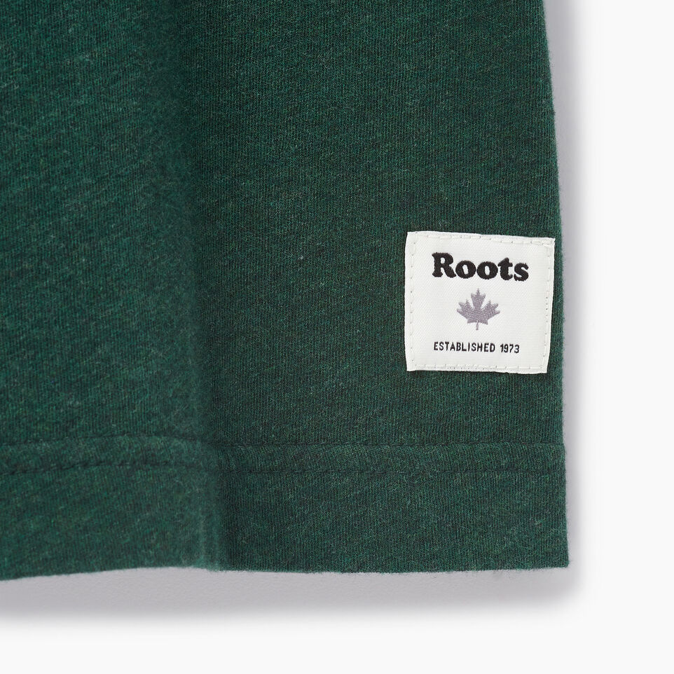 Roots-undefined-Mens Cooper Twill T-shirt-undefined-C
