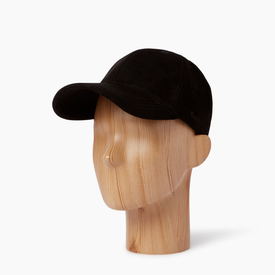 Roots-Women Our Favourite New Arrivals-Alexis Baseball Cap-Black-B