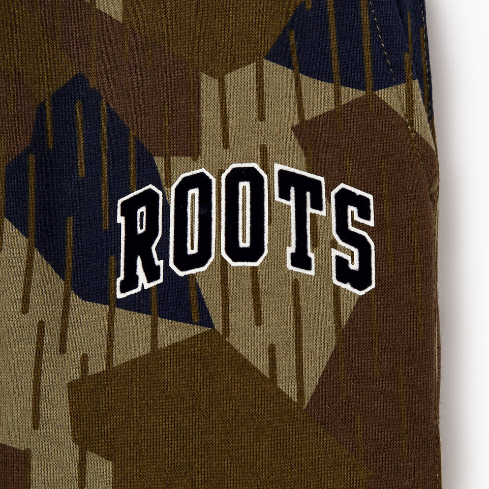 Roots-undefined-Boys Nova Scotia Camo Sweatpant-undefined-C