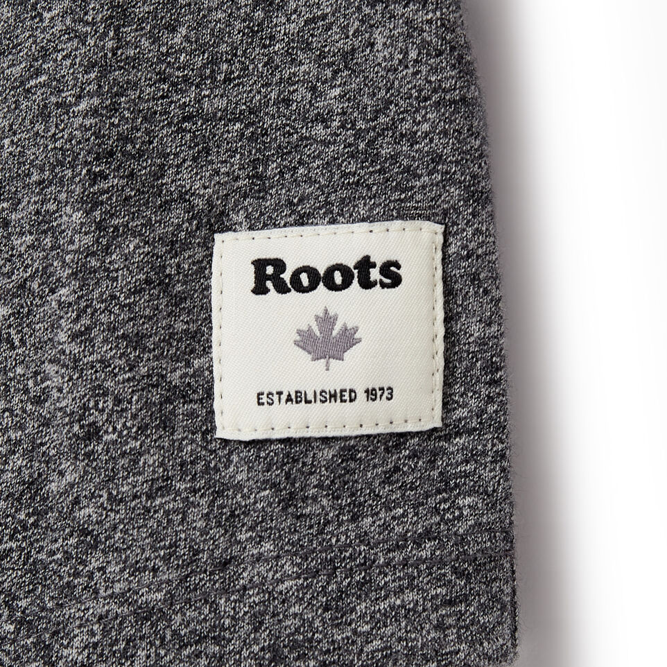 Roots-New For May Women-Womens Baseball Slim T-shirt-Salt & Pepper-C