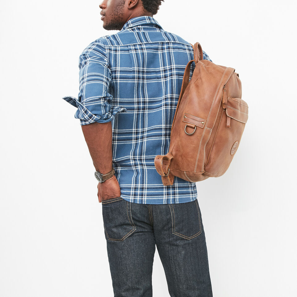 Roots-undefined-Baffin Flannel Shirt-undefined-D