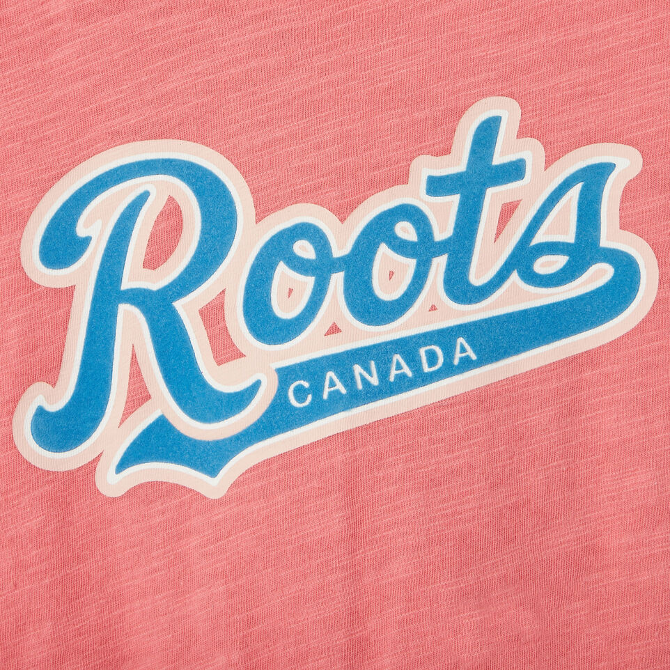 Roots-Kids Our Favourite New Arrivals-Toddler Roots Script T-shirt-undefined-D