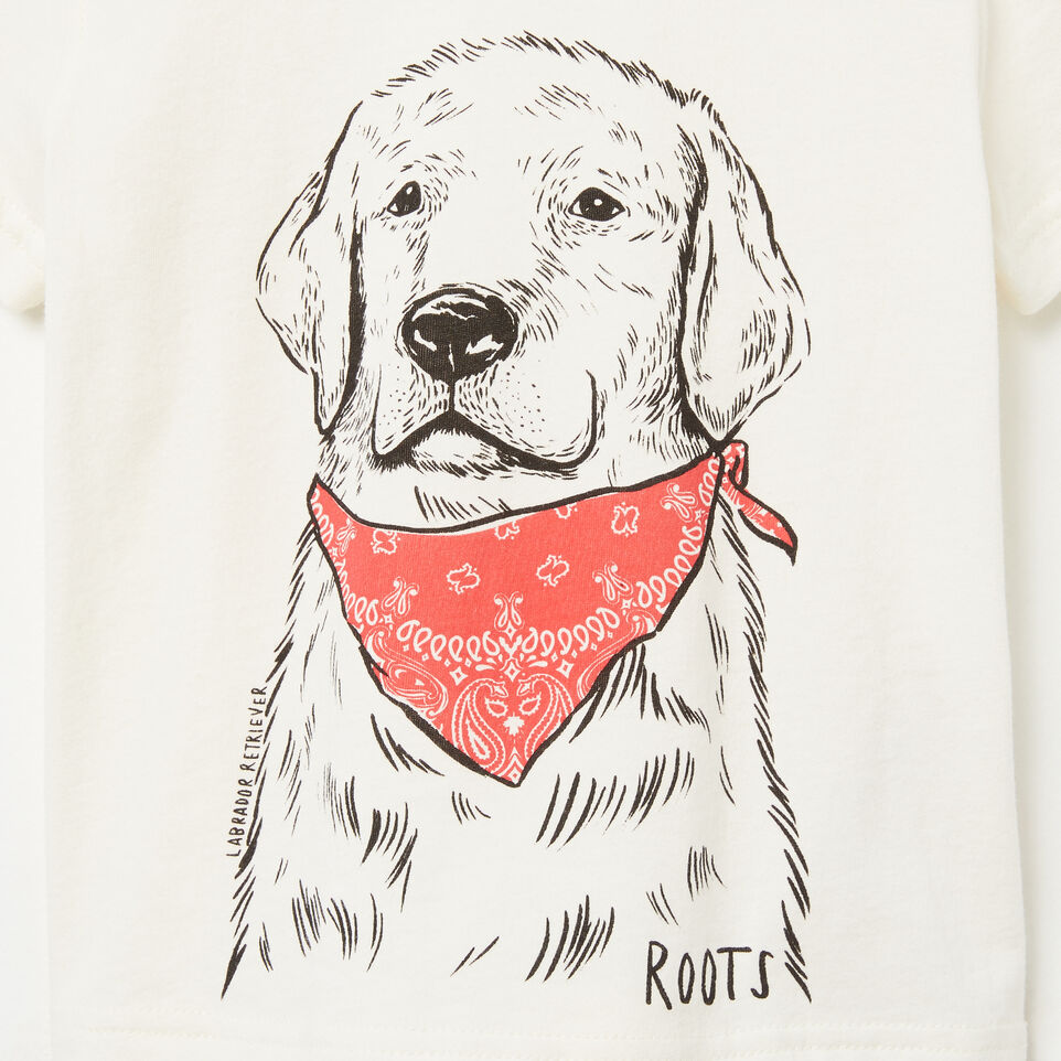 Roots-undefined-Toddler Bandana T-shirt-undefined-C