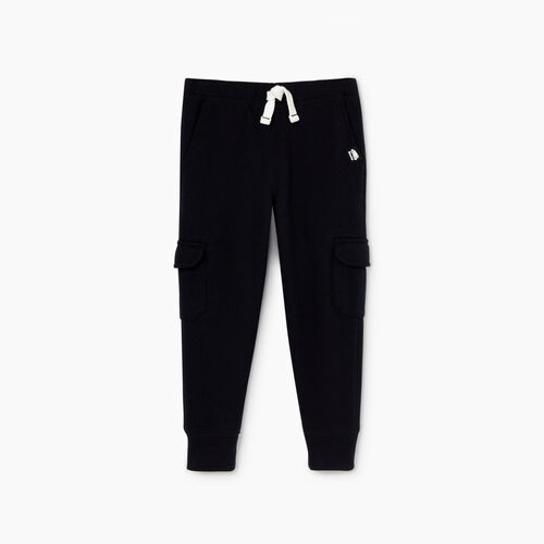 Roots-Kids Our Favourite New Arrivals-Toddler Park Slim Cargo Pant-Black-A