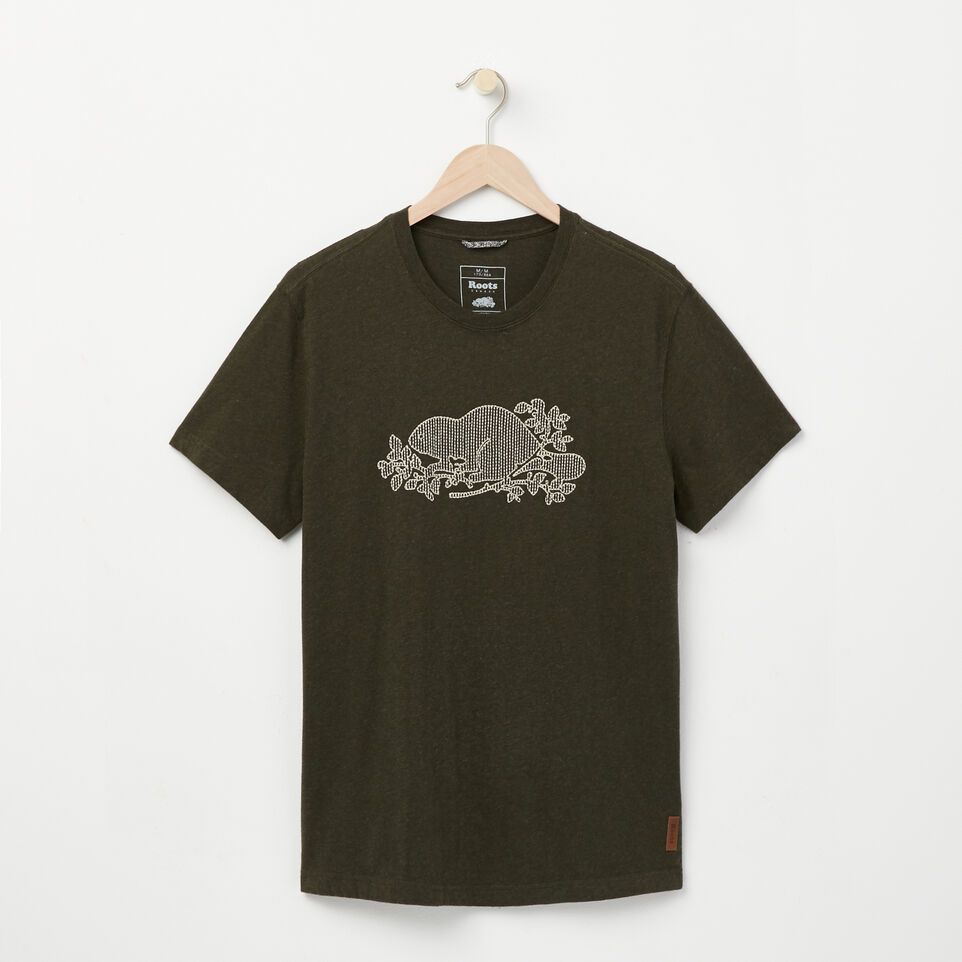 Roots-undefined-T shirt Keswick-undefined-A