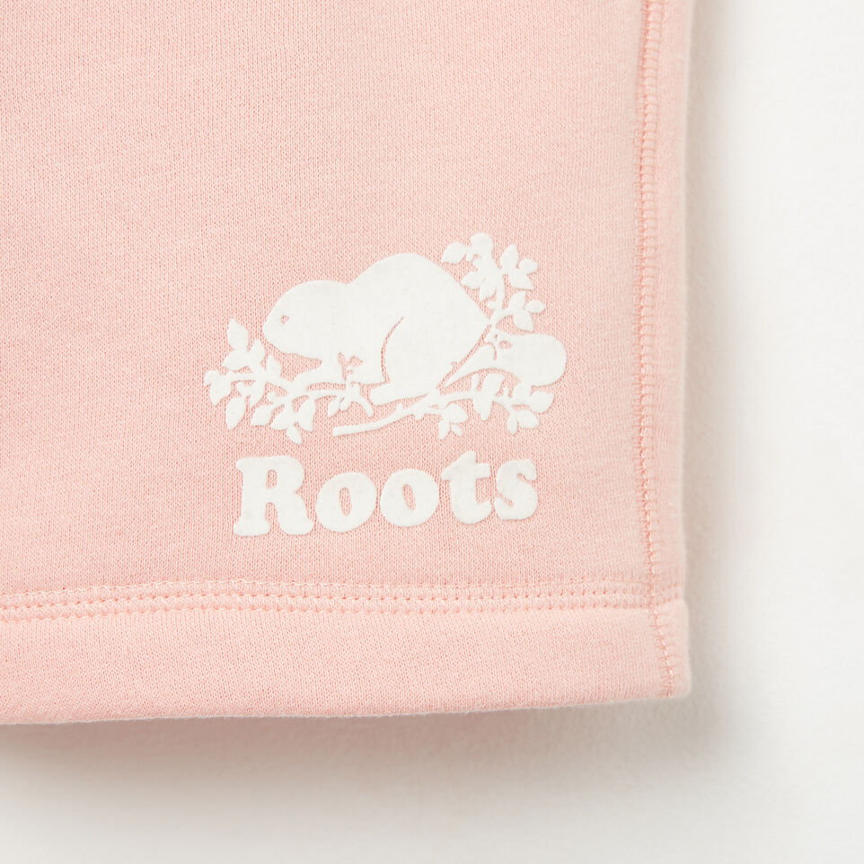 Roots-undefined-Girls Original Athletic Short-undefined-D