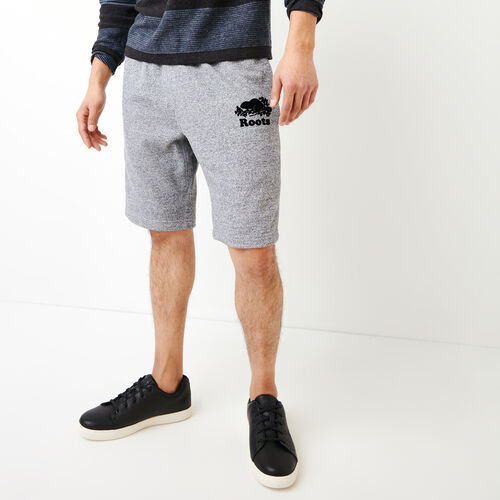 Roots-New For July Men-Original Sweatshort 10.5 In-Salt & Pepper-A
