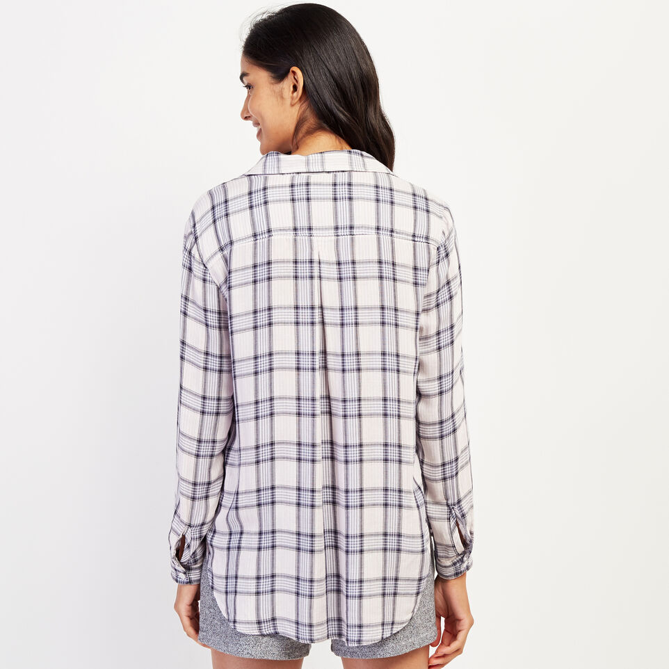 Roots-undefined-Sachs Plaid Shirt-undefined-D