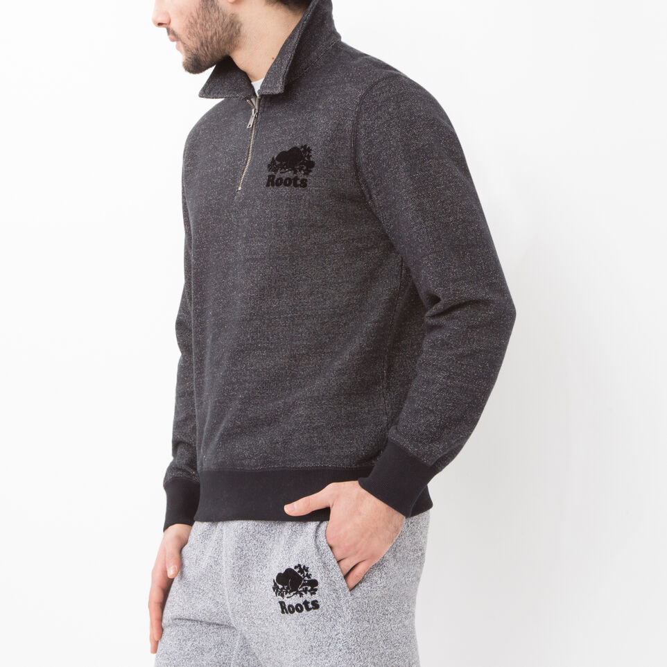 Roots-undefined-Polo Glissière Original Hommes-undefined-A
