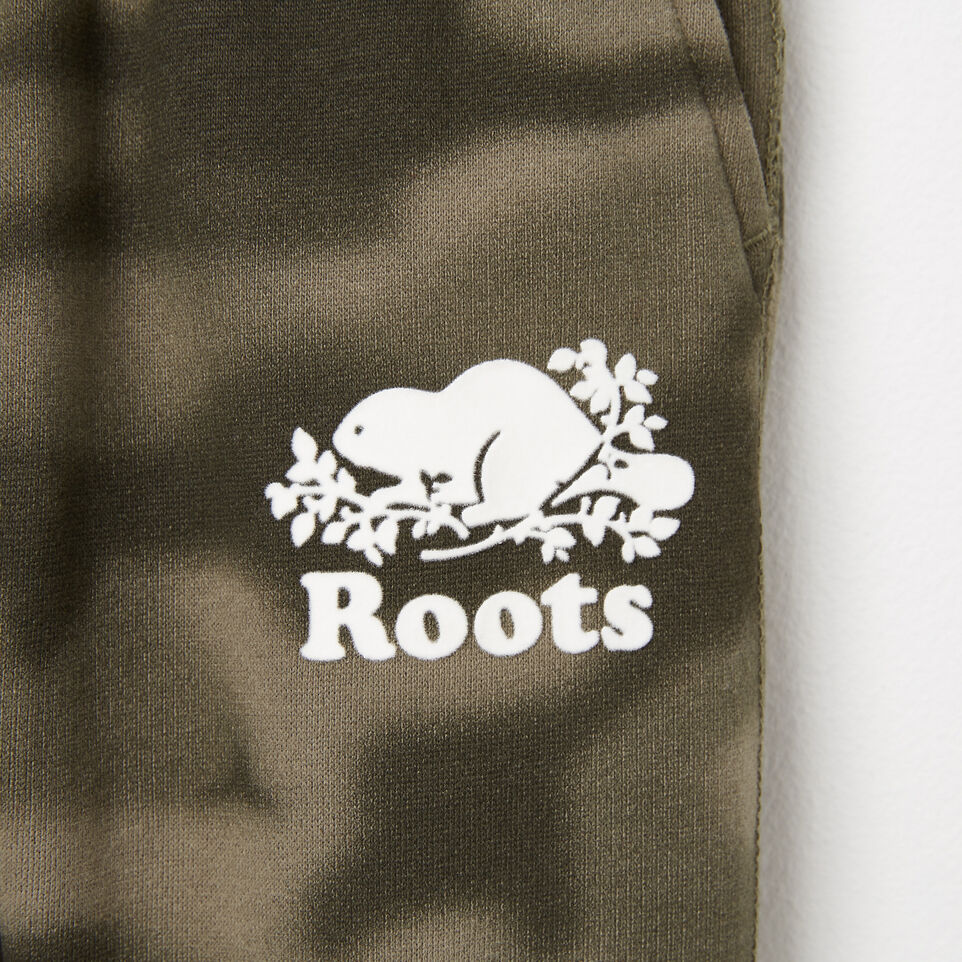 Roots-undefined-Toddler Blurred Camo Slim Sweatpant-undefined-C