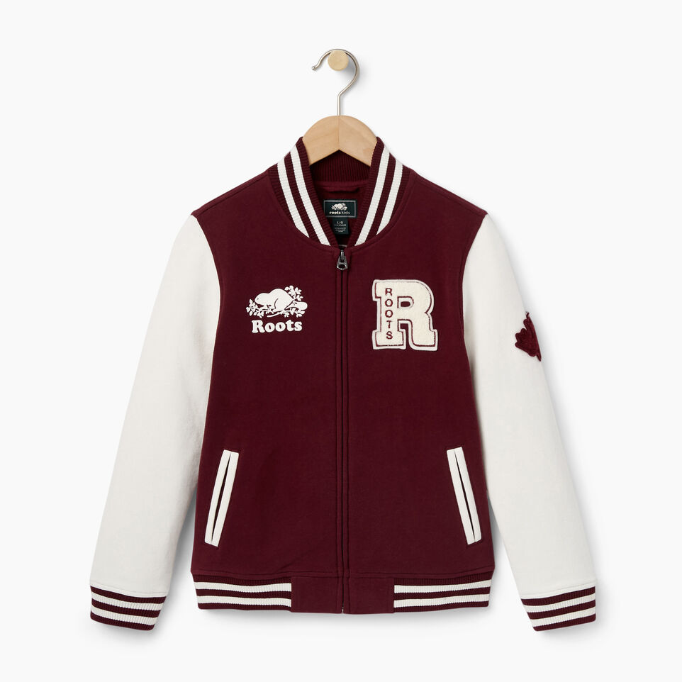 Roots-Girls Alumni Varsity Jacket