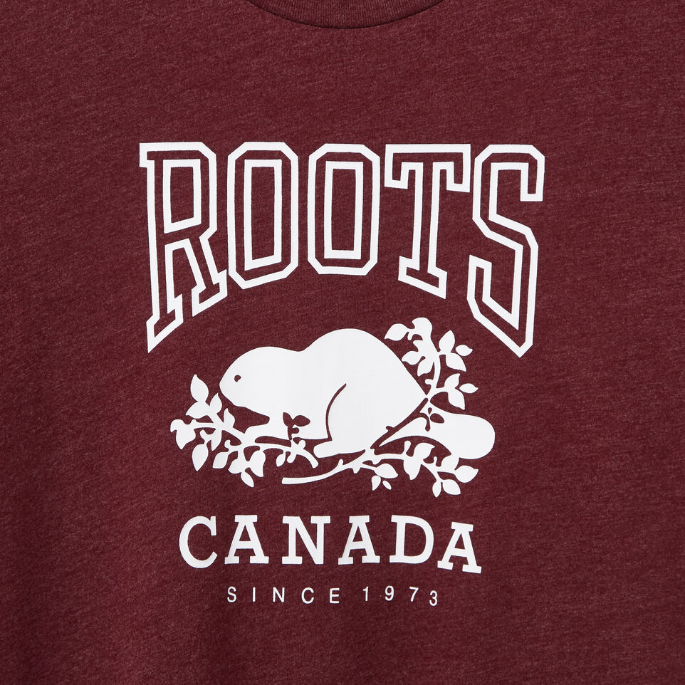 Roots-undefined-Womens Classic Roots Canada T-shirt-undefined-D