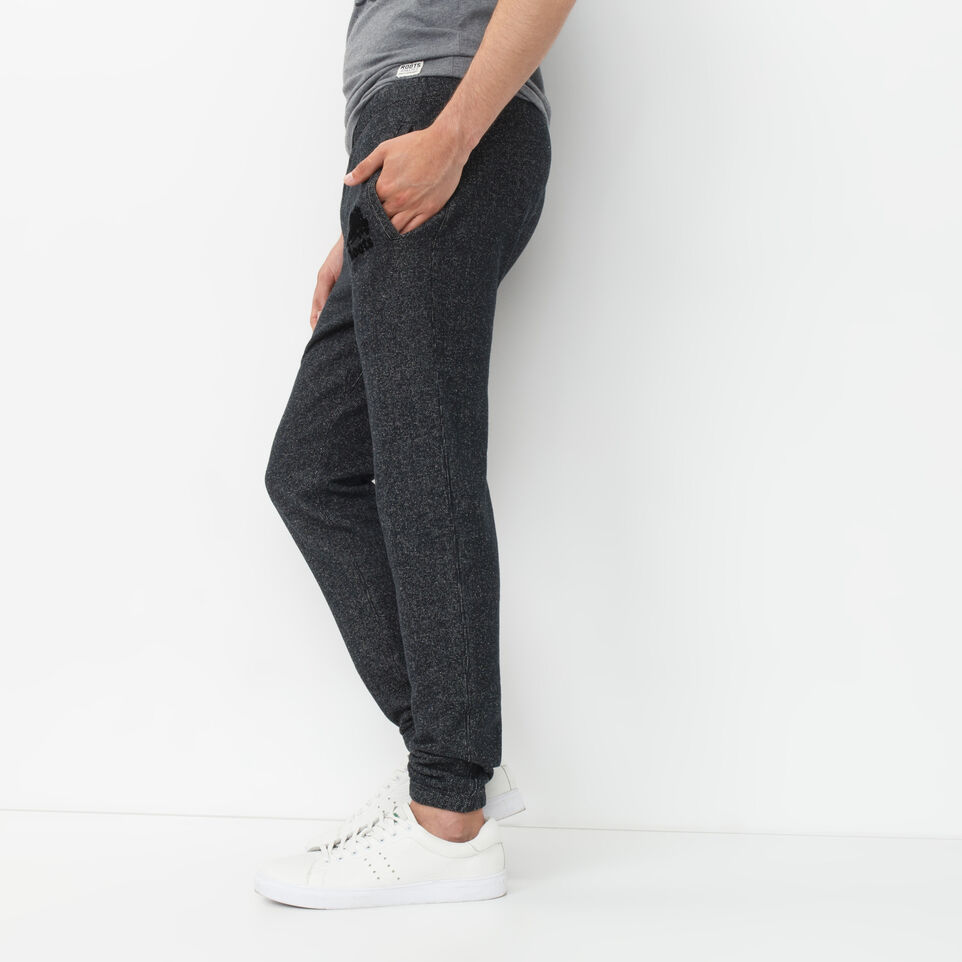 Roots-undefined-Roots Black Pepper Slim Sweatpant-undefined-C