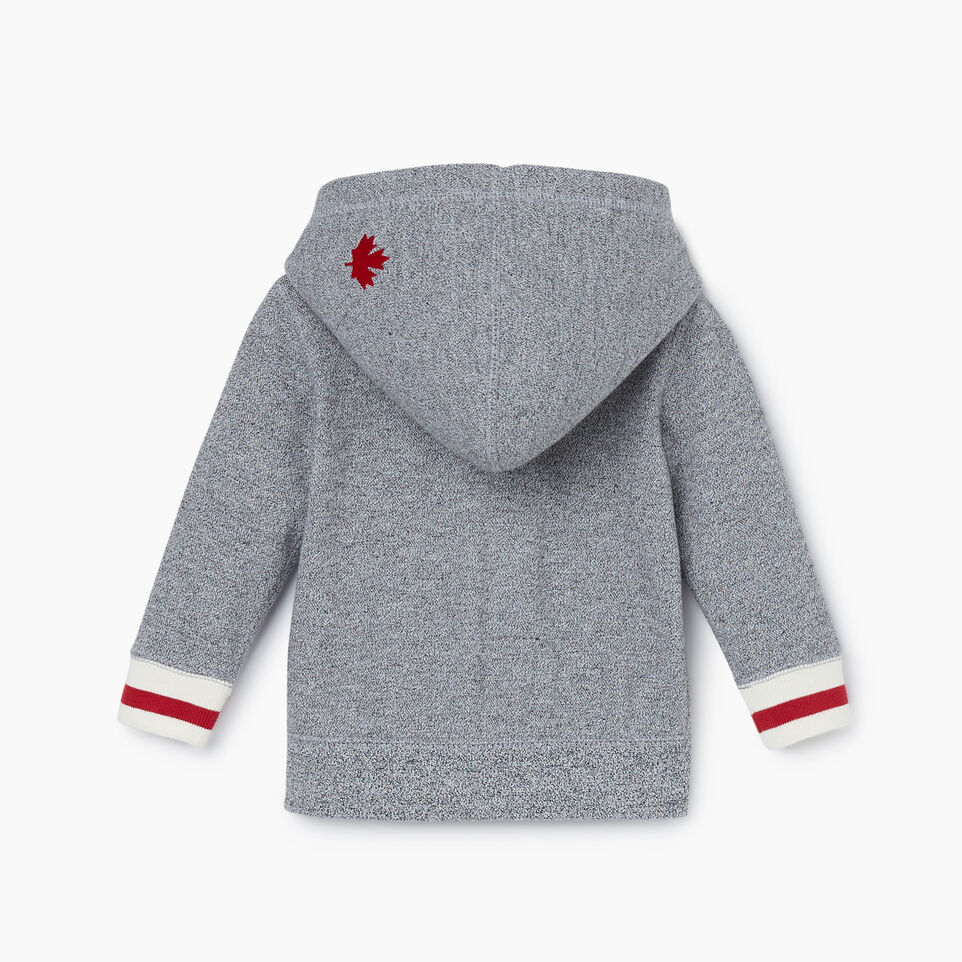 Roots-undefined-Baby Cabin Full Zip Hoody-undefined-B