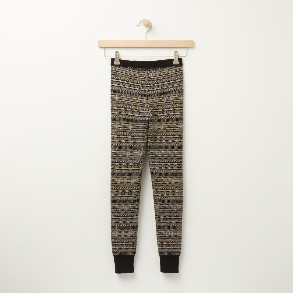 Roots-undefined-Girls Fair Isle Legging-undefined-B
