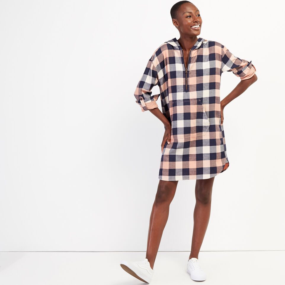 Roots-undefined-Kingston Plaid Dress-undefined-B