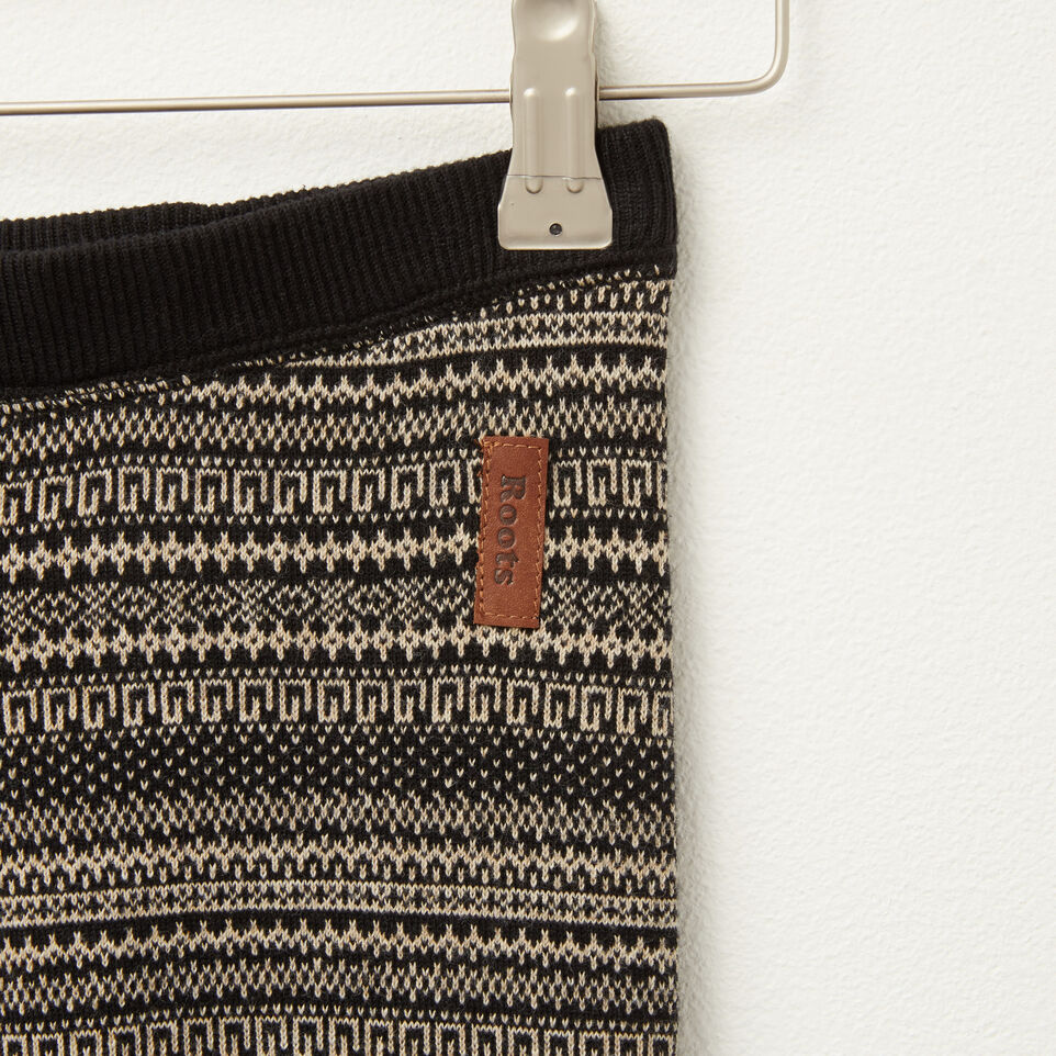 Roots-undefined-Girls Fair Isle Legging-undefined-C