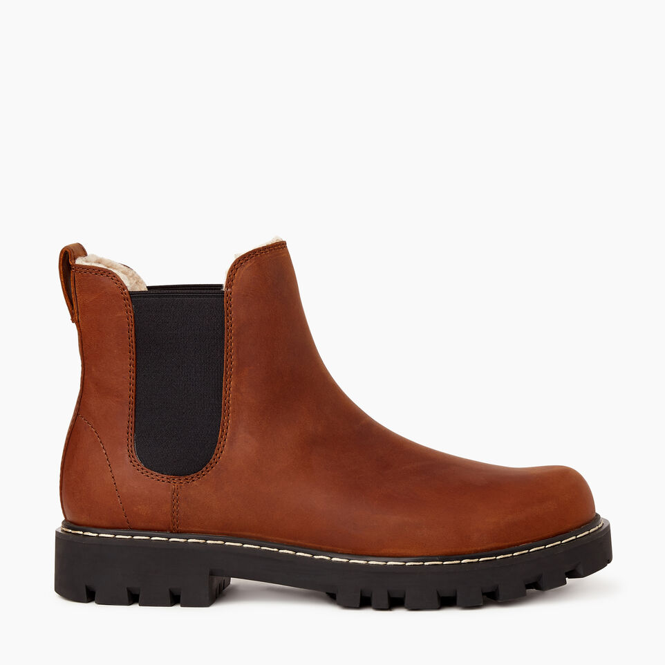 Roots-Footwear Our Favourite New Arrivals-Mens Tobermory Chelsea Boot-Natural-A