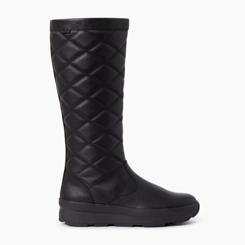 Roots-Footwear Our Favourite New Arrivals-Womens Laurentian Winter Boot-Black-A