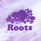 Roots-Kids New Arrivals-Girls Original Full Zip Hoody-African Violet-C