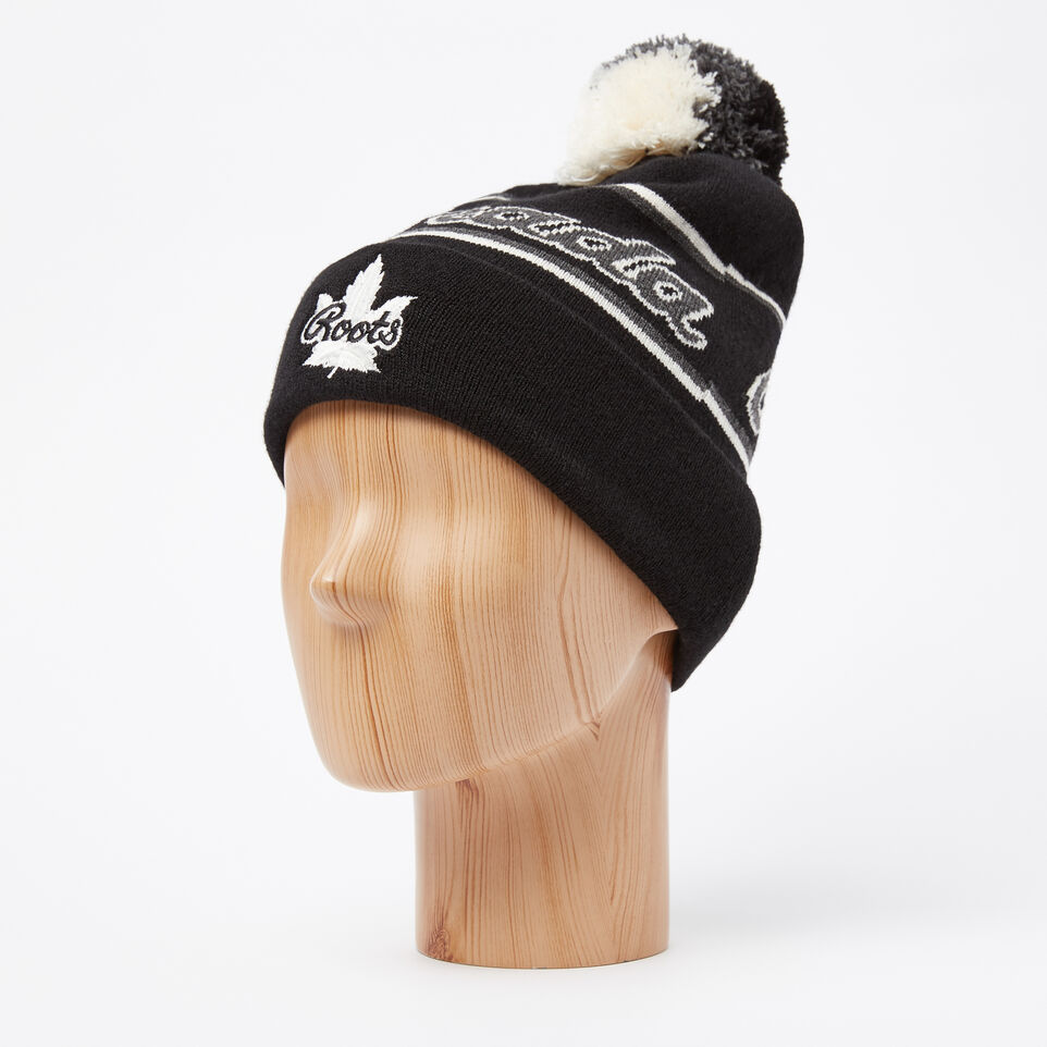 Roots-undefined-Canada Heritage Pom Pom Toque-undefined-B