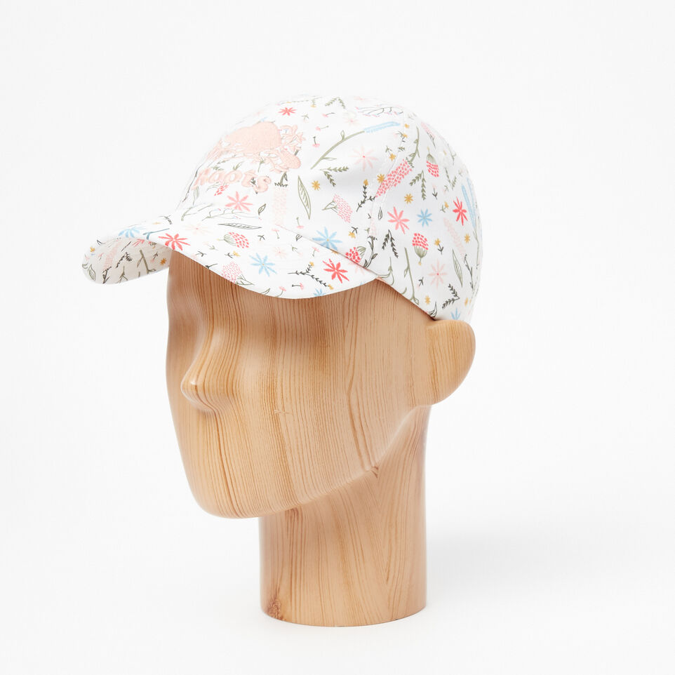 Roots-undefined-Toddler Cooper Floral Baseball Cap-undefined-B